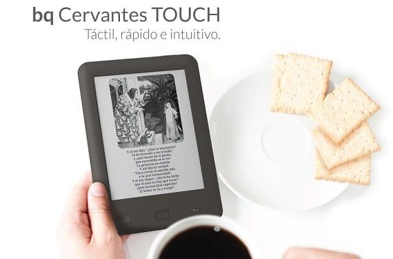 Ebbok Bq Cervantes Touch