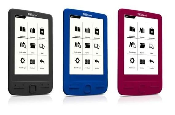 Trekstor ebook reader 3