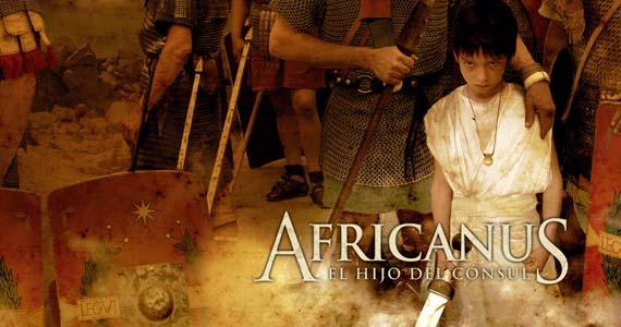 Ebook Africanus el hijo del consul