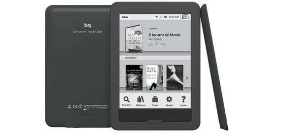 Libro electrónico BQ