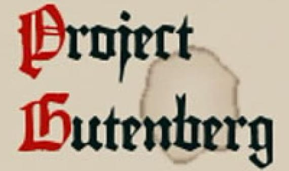 Logo del Proyecto Gutenberg