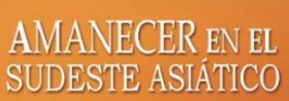 Amanecer en el sudeste asiático