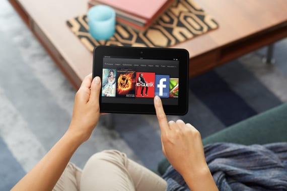 Kindle Fire 7 HD le cambian el precio y las piezas