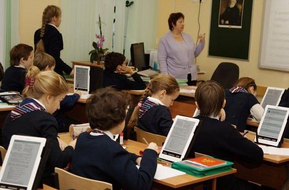 El mundo educativo, un mercado para el eReader