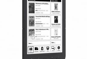 Pyrus Maxi, un eReader de pantalla grande