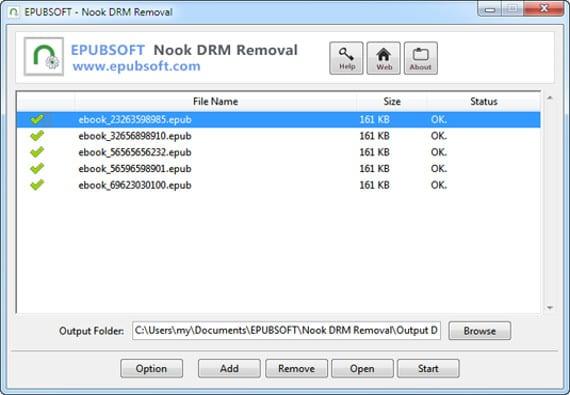 EpubSoft y su programa para quitar DRM