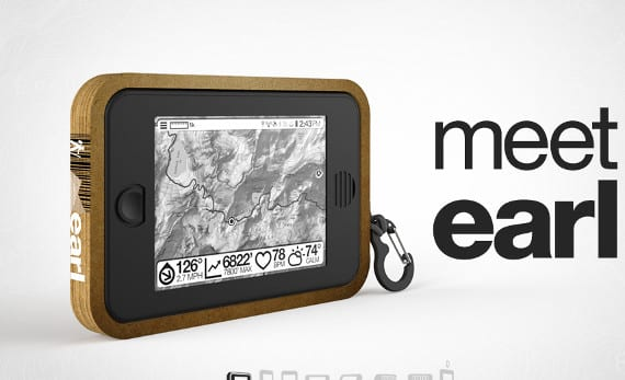 Earl, una tablet con pantalla de eReader