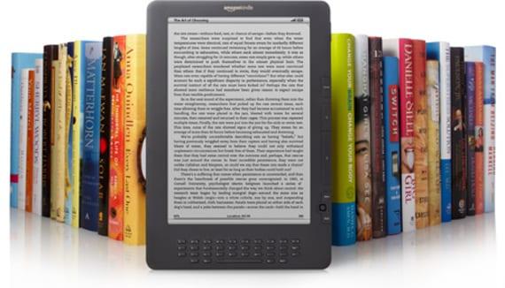Kindle DX vuelve del Más Allá