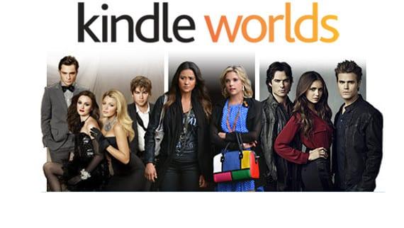 Kindle Worlds, la ciencia ficción se amplia