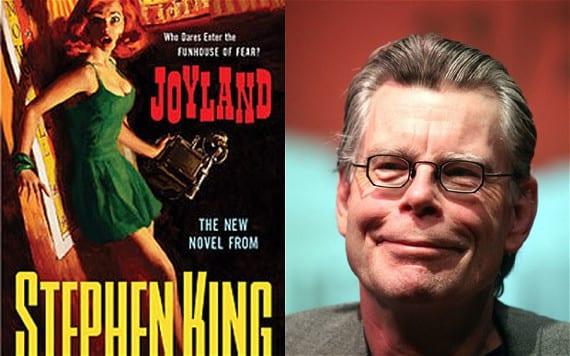 Joyland de Stephen King no será ebook