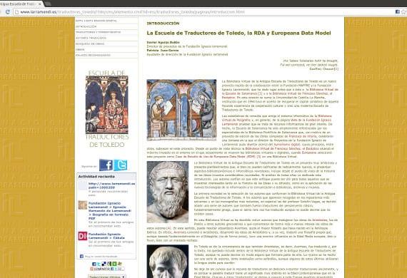 La Antigua Escuela de Traductores de Toledo en nuestros eReaders