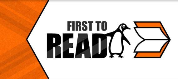First to Read, sé el primero en leer tus autores favoritos