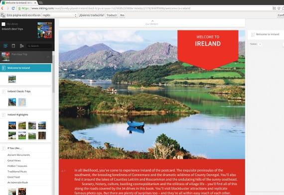 Lonely Planet lanza nuevas guías digitales