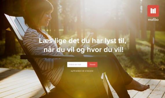 Mofibo, el 'spotify' danés de ebooks