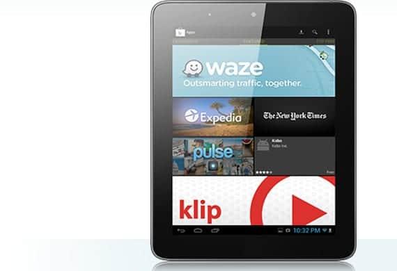 Nextbook Premium, una tablet de E-fun por menos de 100 euros