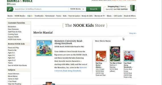 Epub3 llega a Barnes&Noble