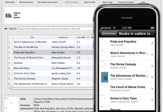 Calibre se hace compatible con Microsoft Office