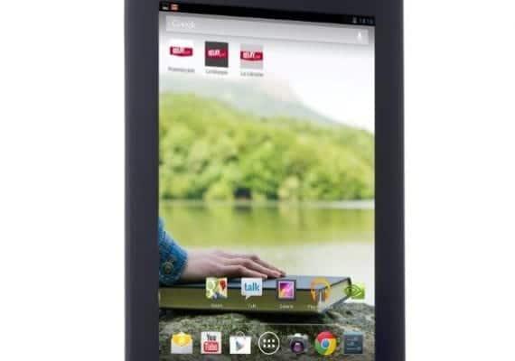 Bookeen se adentra en el mundo de la tablet