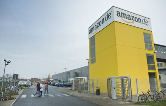 Amazon declara la guerra a Alemania ¿ o no?