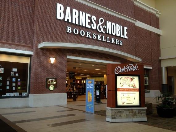 El posible contraataque de Barnes & Noble