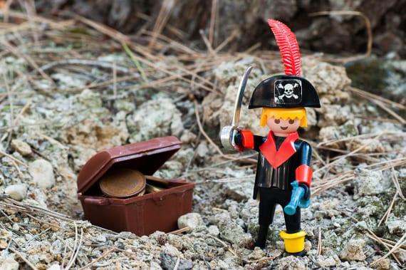 Piratería un tema que aún asusta