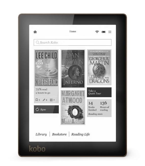 Kobo lanza el nuevo Kobo Aura y tres tablets Arc