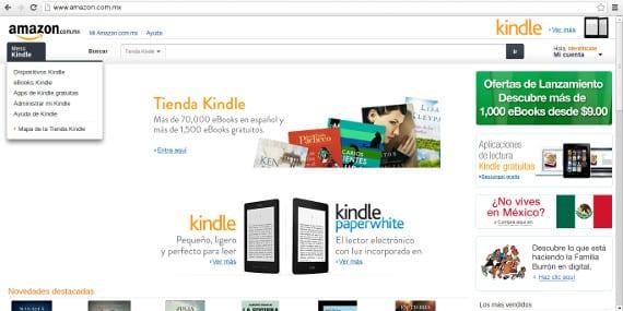 Amazon México, Amazon se afianza en el mundo hispano