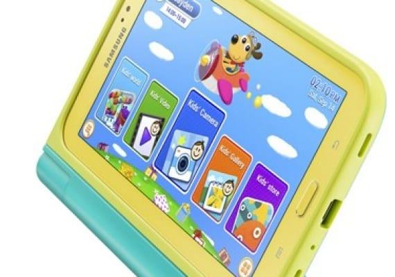Samsung Galaxy Tab 3 Kids, una tablet para los más peques