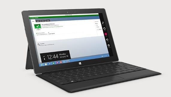Nvidia confirma la nueva Microsoft Surface 2