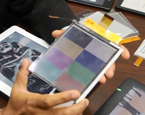 ¿Qué está pasando con el fabricante de pantallas E-Ink?