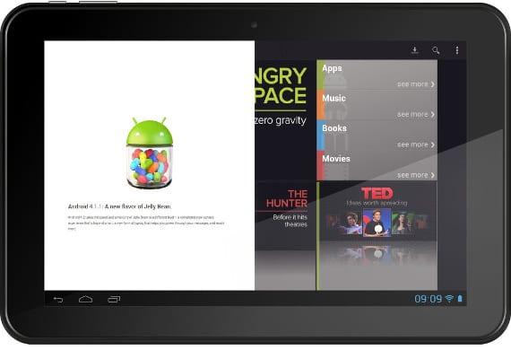NIMBX, una tablet nueva de Notion Ink
