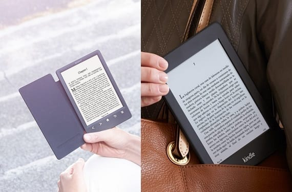 Kindle Vs Sony Reader: Kindle Paperwhite Vs Sony Reader PRS-T3, Duelo De Debutantes
