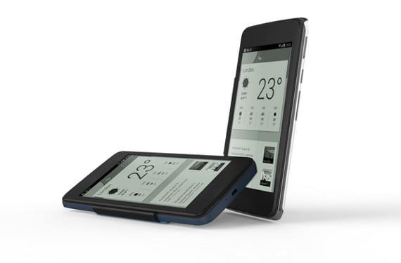 ¿Es un eReader? ¿Es una tablet? ¿Es un móvil? No, es Alcatel OneTouch Hero