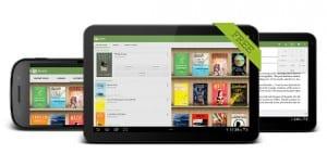 Aldiko 3.0 la nueva app para leer en tablet