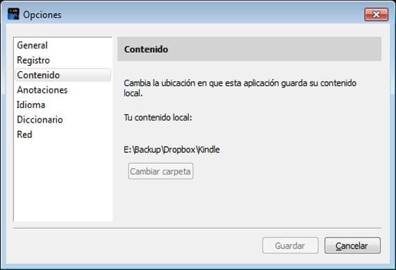 Backup de nuestros ebooks de Kindle en La Nube