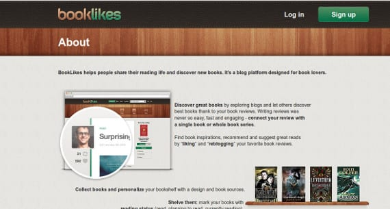 Booklikes, la alternativa popular a Goodreads