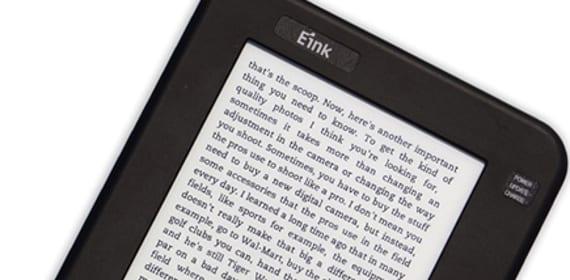 Fina, la nueva tecnología de E-Ink se presenta