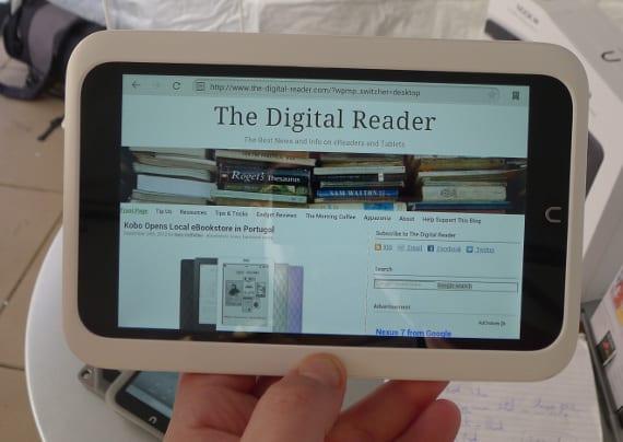 Barnes & Noble lanzará un nuevo eReader en menos de un mes