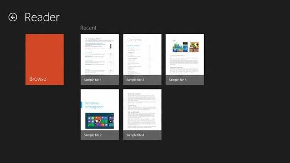 Office Reader, el arma de Microsoft contra Adobe y Amazon