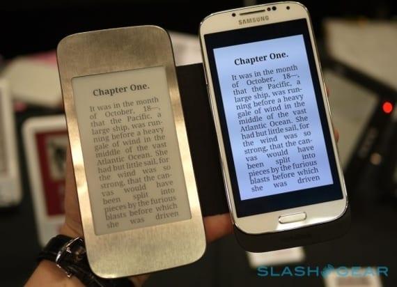 Pocketbook crea una funda-eReader para nuestro smartphone