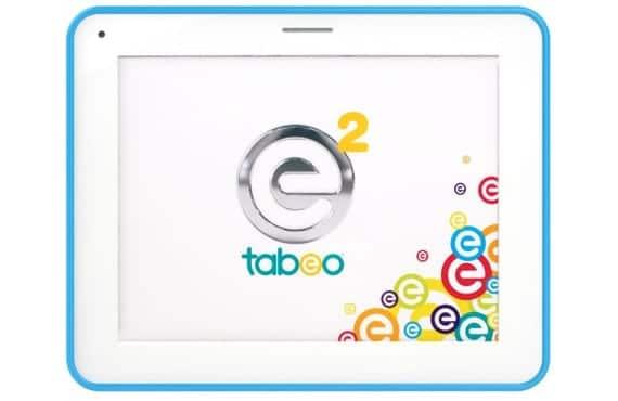 Tabeo e2, la nueva tablet de Toys-R-us