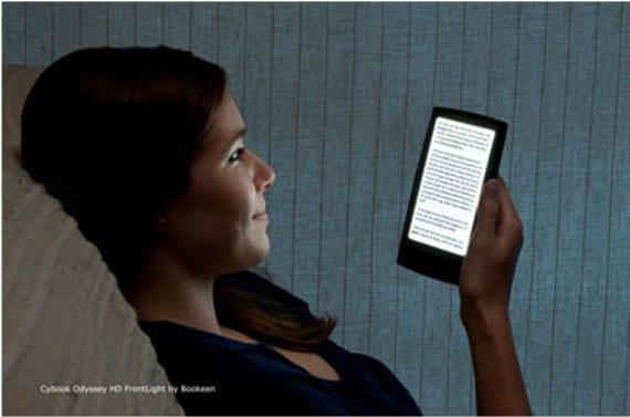 Bookeen actualiza su línea Cybook