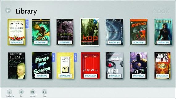 Barnes & Noble incorpora dos ejecutivos antes de lanzar Nook X