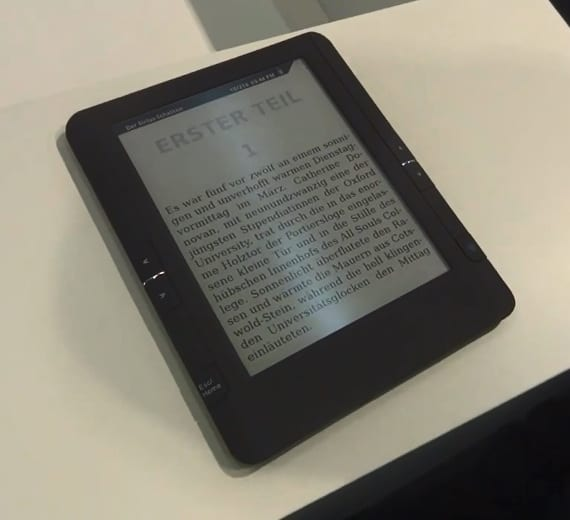 Imcov6L, un nuevo concepto de eReader