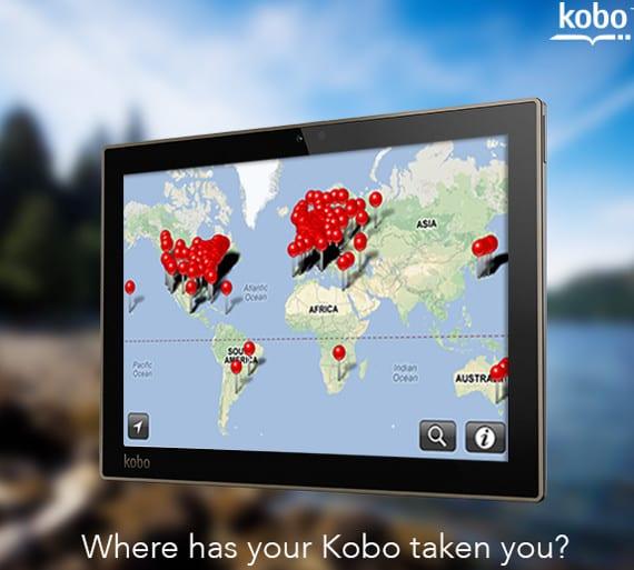 Los eReaders de Kobo se podrán comprar en la India