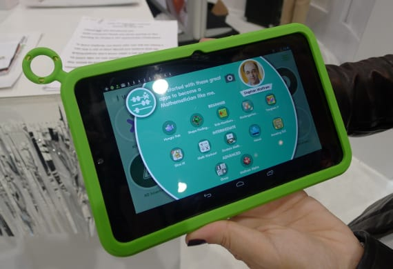 OLPC se alía con B&N para mejorar su XO Tablet