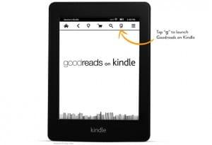 Goodreads se une definitivamente a la familia Kindle