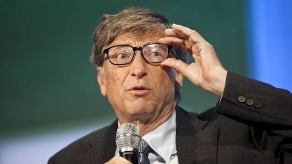 Bill Gates deja Microsoft para ser editor