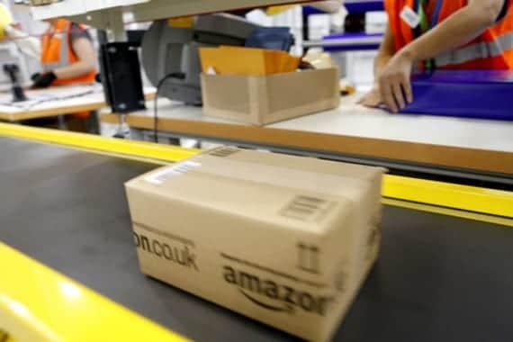 Amazon se prepara para el Black Friday