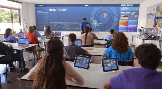 Intel compra Kno, especializandosé aún más en el mundo académico